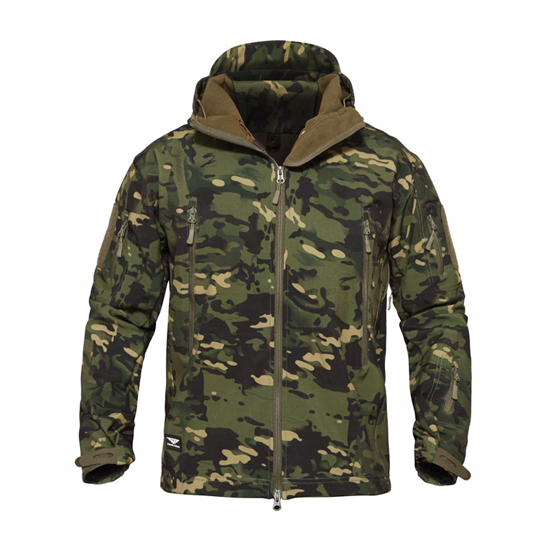 2019 MTP Combat Softshell Jacket TAD Multicam Tropic Softshell Hoody Thermal Jacket TAD Jacket Tactical Softshell Jacket