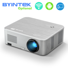 BYINTEK MOON K15 Full HD 1080P Android WIFI LED Projector 1920x1080 LCD Video For Iphone SmartPhone