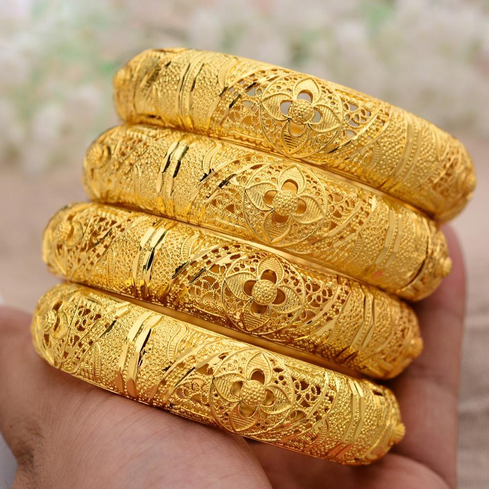 свадебные браслеты невесты