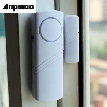 ANPWOO Magnetic Wireless Motion Detector Alarm Barrier Sensor for Home Security Door Alarm System