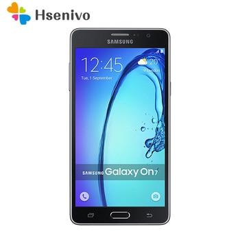 Original Unlocked Samsung Galaxy On7 G6000 Quad Core 5.5 Inch 1.5GB RAM 8GB/16GB ROM LTE 13MP Camera Dual SIM Android Phone