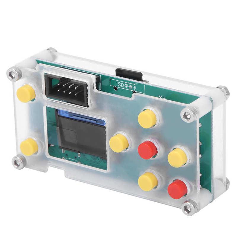 Scheda di controllo Offline da 1 pz dotata di accessori per macchine per incisione CNC con scheda di memoria da 128M