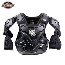 SCOYCO moto armure Motocross poitrine dos protecteur corps armure gilet moto veste course Protection corps garde MX armure