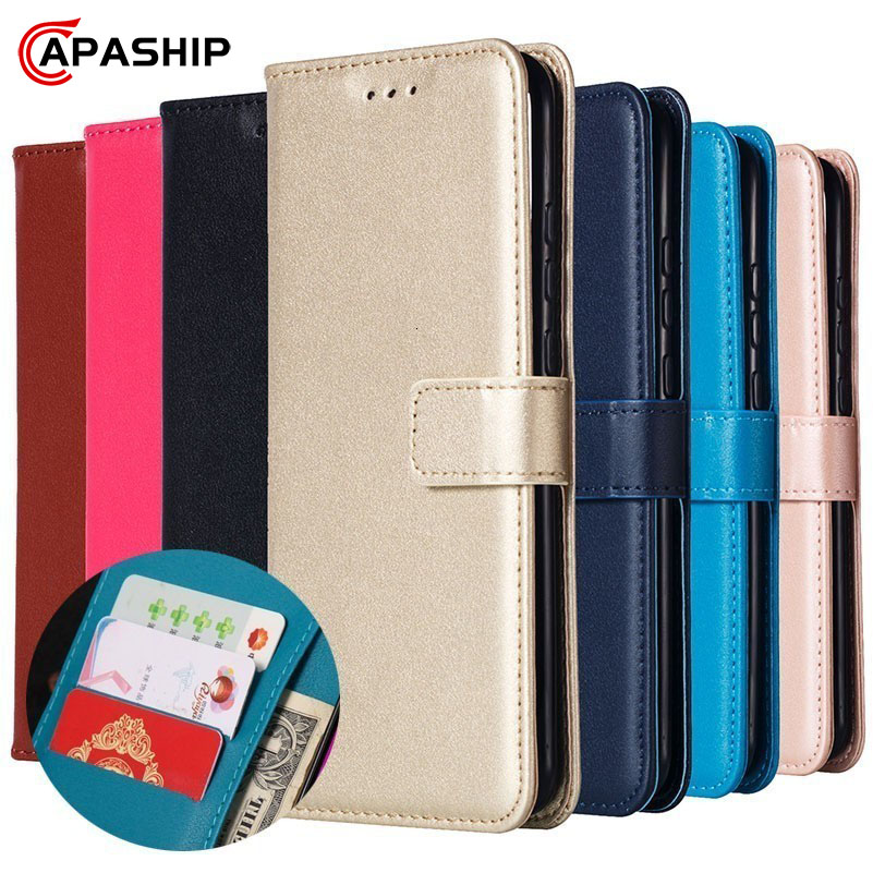 Flip Leather Wallet Case for Huawei P7 P8 Lite 2017 P9 P10 P20 P30 Pro Honor 8 9 10 Lite 6X 6C Nova 3i P Smart Cases Phone Cover(China)