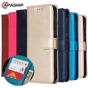 Flip Leather Wallet Case for Huawei P7 P8 Lite 2017 P9 P10 P20 P30 Pro Honor 8 9 10 Lite 6X 6C Nova 3i P Smart Cases Phone Cover(China)