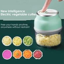Gadget Masher-Machine Chopper-Squeezer Meat-Grinder Garlic Crushed Food-Vegetable Kitchen