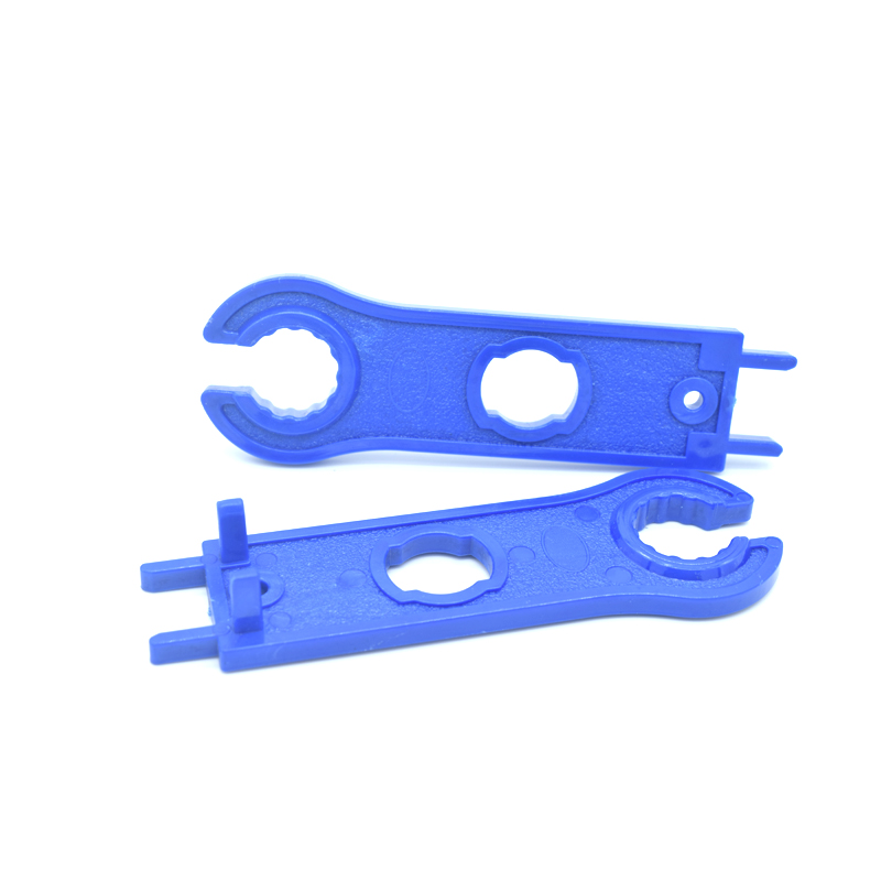 2Pcs <font><b>MC4</b></font> Connector Wrench <font><b>MC4</b></font> <font><b>Cable</b></font> Plug <font><b>Adapter</b></font> Tools Solar Photovoltaic Connector Wrench image