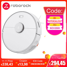 2020 Global Roborock S5 MAX Robot Vacuum Cleaner Robot With WIFI APP For Home Update S50 S55 Smart Planned Washing Mopping 2Kpa