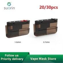 20 Вт, 30 Вт шт Suorin Air Plus Pod картридж 3,5 мл Ёмкость Pod Системы Vape для Suorin Air Plus Pod Комплект vs Suorin AIR/с приводом Nano