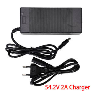 Image 5 - 48V 7.8ah 13s3p haute puissance 18650 batterie véhicule électrique moto électrique bricolage batterie BMS Protection + 54.6v 2A chargeur