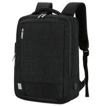 купить Usb Shoulders Travel Man Business Laptop Anti Theft Backpack Men Women Mochila Mujer Bagpack School Bags Backpacks Back Pack по цене 1882.29 рублей
