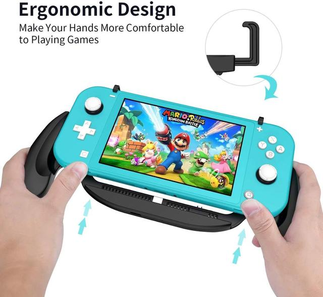 Handle Grip For Nintendo Switch Lite