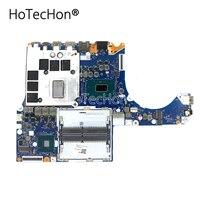 5B20S42398 - OEM placa madre placa base NM-C221 w/ i7-9750H CPU + GTX 1660 Ti GPU para Lenovo legión Y545 portátiles