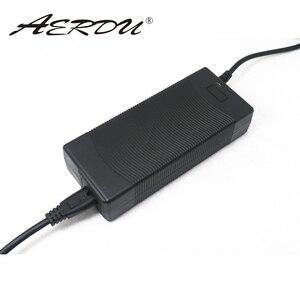 Image 4 - AERDU Paquete de batería de iones de litio 10S, 42V, 2A, 36V, cargador, fuente de alimentación, Adaptador convertidor de CA 100 240V, enchufe de CC para UE/EE. UU./AU/UK