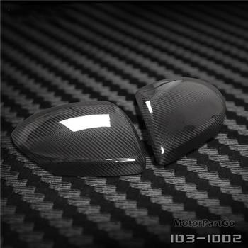 Real Crabon Fiber Mirror Cover Exchange original 1 pair for  Mazda6 Ruiyi 2009-2012 T238M 1