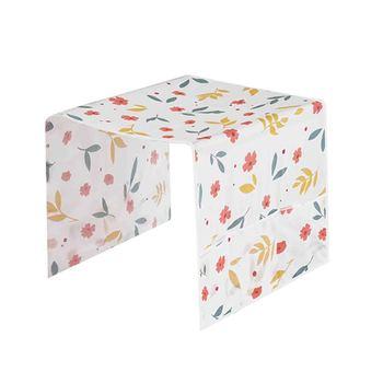 Wodoodporny kolorowy geometryczny wzór kwiatowy wzór pokrywa na lodówkę pyłoszczelna tkanina gospodarstwa domowego NIN668 tanie i dobre opinie CN (pochodzenie) Poliester bawełna PRINTED Nowoczesne