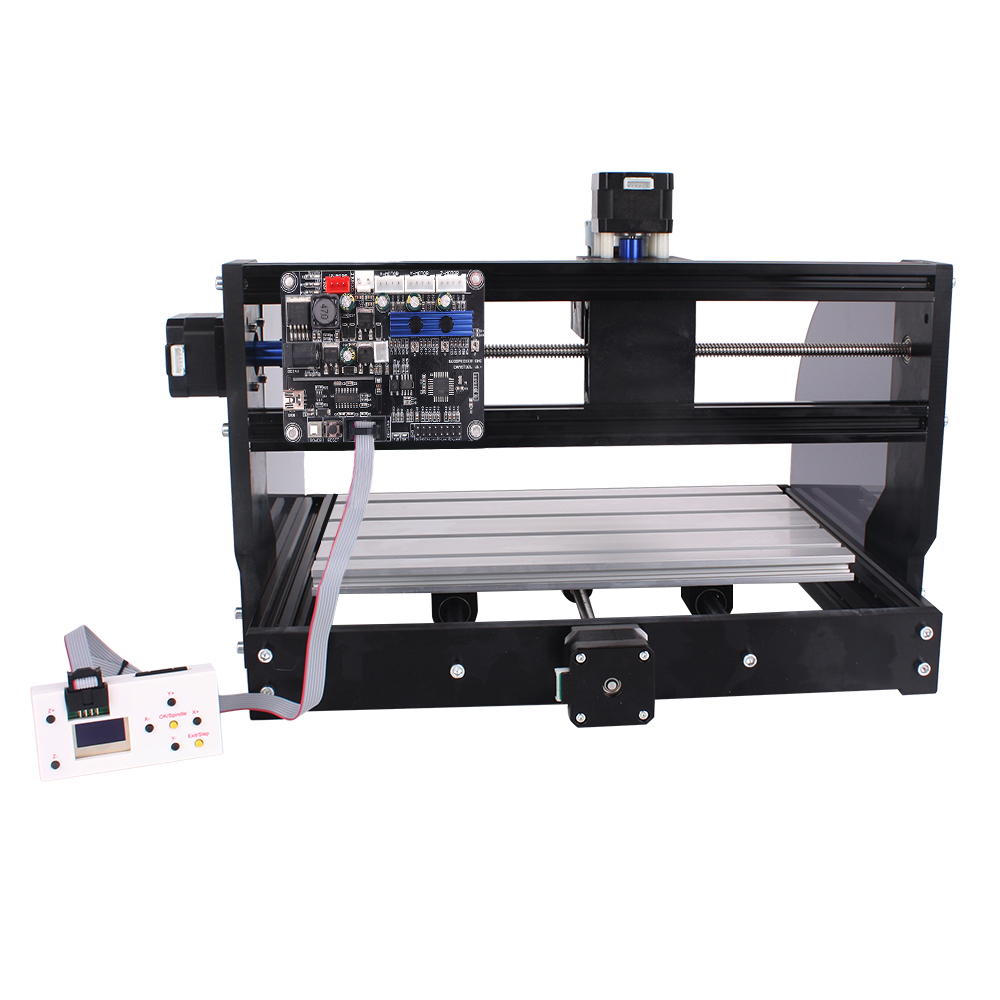 CNC Machine With T-Screw And Double Copper Nut For Wood