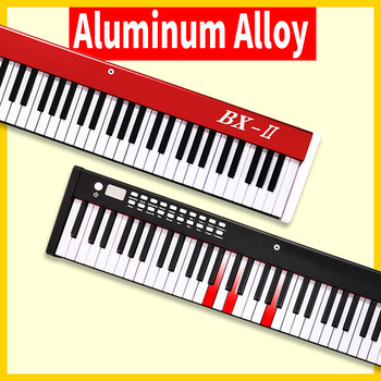 high quality 88 key promotional usb MIDI digital electronic Controller keyboard piano musical instrument synthesizer 90pcs piano keyboard washer high quality piano tool hitch pin piano repair parts useful piano accessory