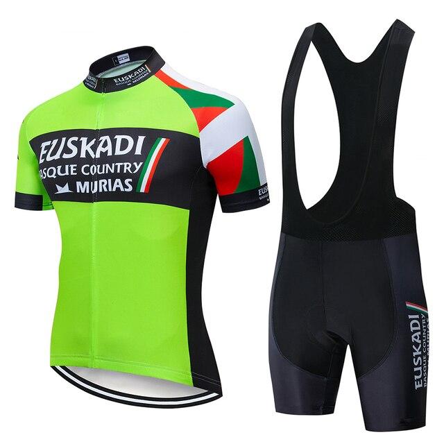 Camisa de ciclismo 2020 pro equipe ineos verão conjunto camisa ciclismo respirável esporte corrida mtb bicicleta jerseys ciclismo roupas formen 1