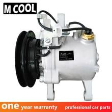 FREESHIPPING SV07E A/C AC Compressor for Daihatsu Mira L500 1996-1999 447220-6771 447200-613 447200-676 447300-588 247300-161