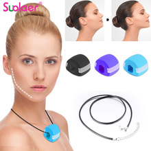 Food Grade Silicone Jawzrsize Chew Ball Face Masseter Men Facial Mouth Jaw Line Muscle Exerciser Chew Bite Breaker Training