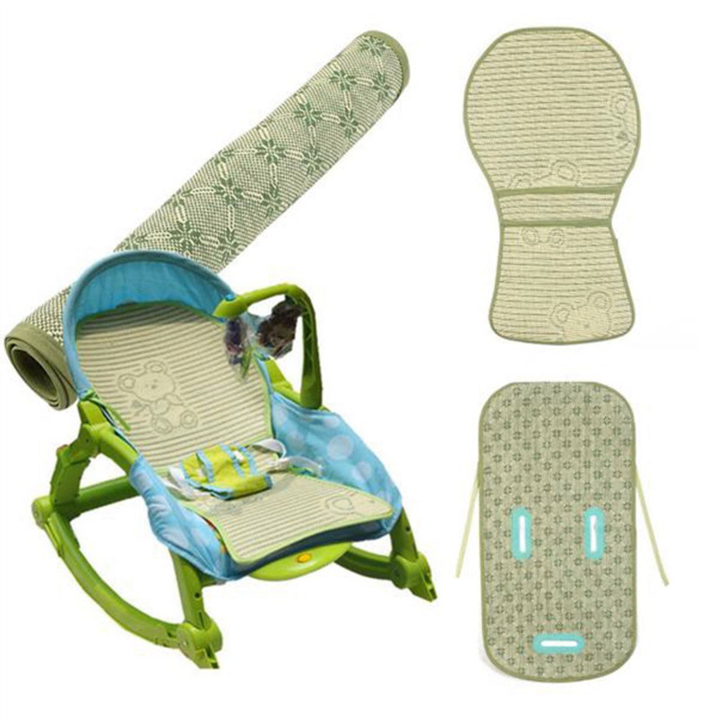 Exquisite Three Rocking Chair Baby Stroller Mat Bouncr Fisher Cool Seats Infant Stroller Mat