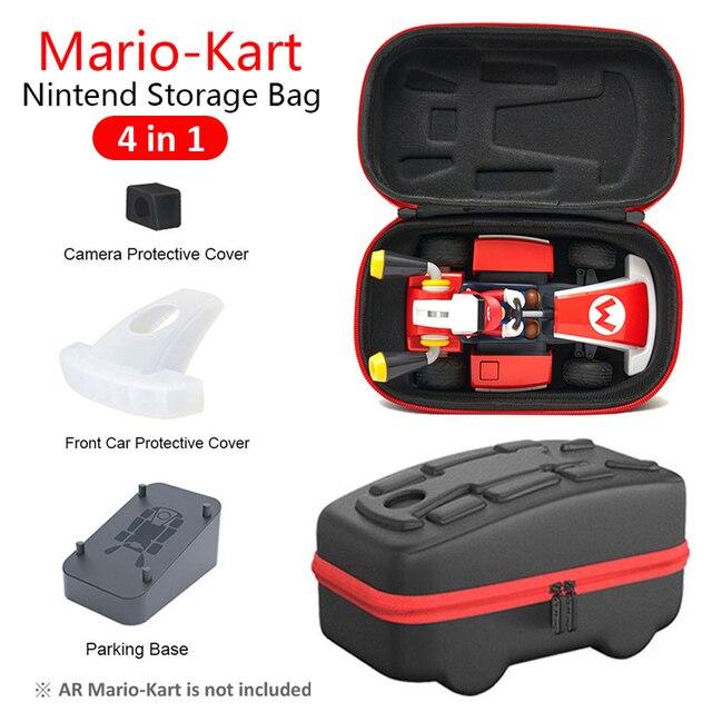 สำหรับNintend Switchมาริโอ Kartแบบพกพากระเป๋าถือNS สวิทช์Mario Kart Live Home Circuitอุปกรณ์เสริม