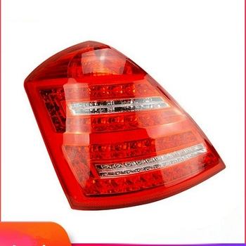 Car accessories for Mercedes-Benz W221 new taillights S300 S350 S500 S600LED car taillights
