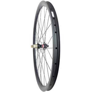 Image 5 - 29er MTB light XC tubeless 34mm carbon boost wheels 30mm depth Novatec D791SB B15 D792SB B12 disc hubs Pillar triple butted 2015