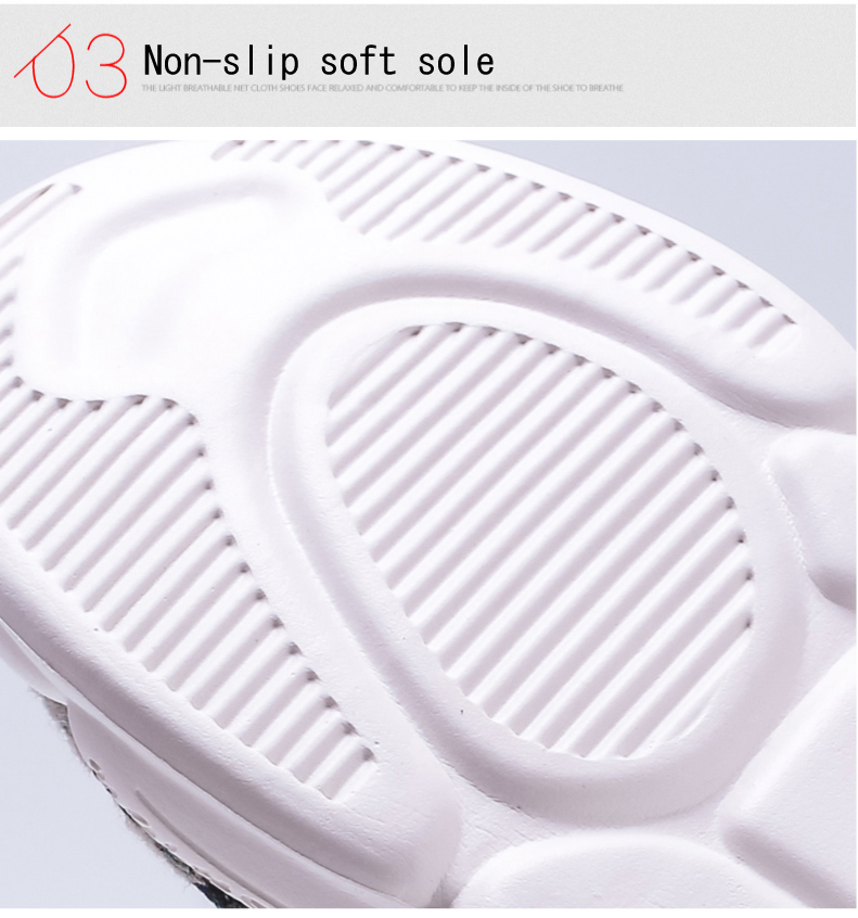 PINSEN 2019 Spring Autumn Children Sneakers Girls Shoes Fashion Kids Shoes Mesh Breathable Child Socks Shoes Boys Casual Shoes (6)