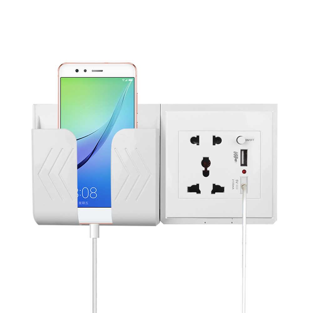 Home Da Parede Tomada com Dual USB Porta Carregador Plug Adapter UE Tomada Eletrônico Painel De Saída De Energia