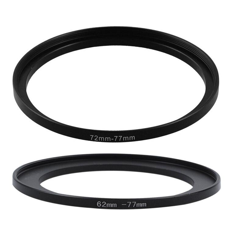 67mm A 72mm 67-72 67-72mm 67mm-72mm Stepping intensificar filtro anillo adaptador