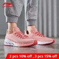 Li-Ning Для женщин LN ARC подушки кроссовки дышащая светильник внутри Ли Нин ноская Спортивная обувь Кроссовки ARHP006 XYP874
