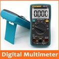 Цифровой мультиметр True RMS Авто Диапазон Multimetro Вольтметр Амперметр емкость температура Гц NCV тестер