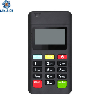 smart payment terminal POS machine wireless handheld mpos terminal card/IC card/nfc reader for android and ios недорого