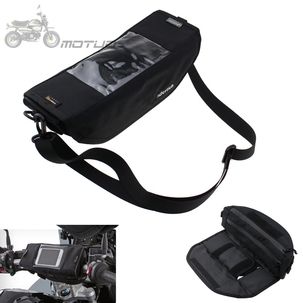New motorcycle waterproof racing race travel bags suitcase saddlebags and handlebar bag for KTM BMW Aprilia image