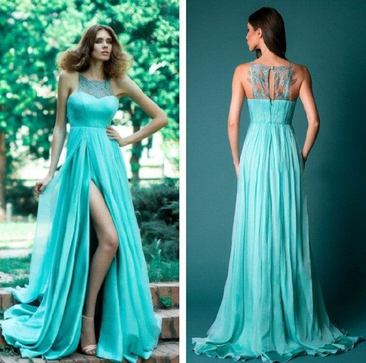 Sexy Sweetheart Neck Sleeveless Cut Out Back Blue Satin Evening Dress Floor Length Woman Dress Elegant Evening Vestidos Noche