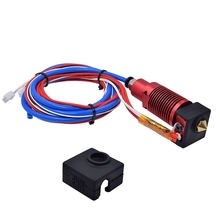 Upgrade 12V 2 in 1 Out Extruder Hot End Kit Dual Color 1 75MM for CR10S