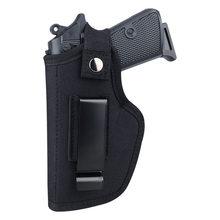 Funda Universal para pistola táctica, bolsa de transporte oculta, Clip de Metal, funda OWB, para pistolas de mano de todos los tamaños