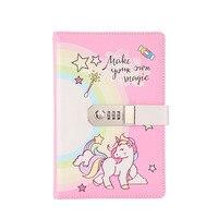 A5 Lock Tagebuch Buch PU Leder Schreibwaren Notebook  8 66x5 91 zoll  130 blätter  TPN051