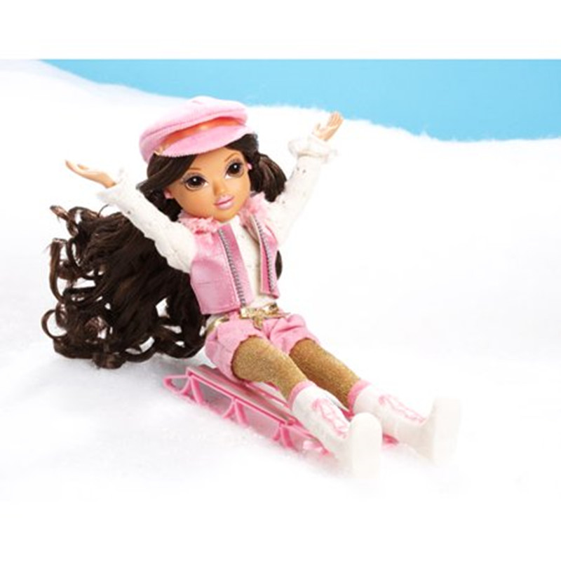 Frais de port gratuits MOXIE MUSI blyth poupée, poupée d'usine, jouets de mode adaptés au changement de bricolage BJD jouet pour les filles 29CM