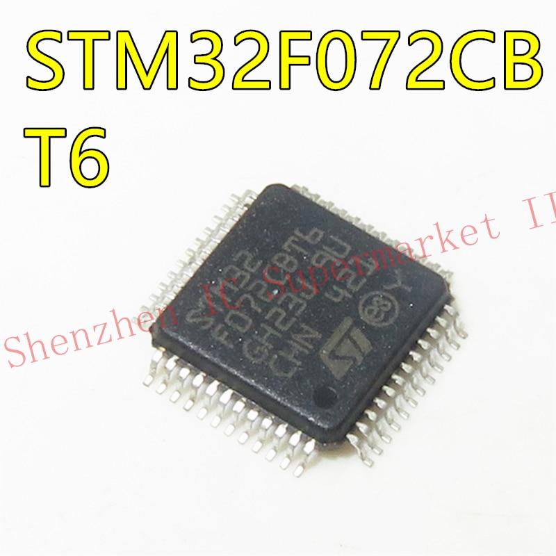 New&original STM32F072CBT6 LQFP48 MCU