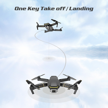 Selfie Drone Profissional Camera Quadrocopter FPV Dron RC Helicopter Mini Drone X Pro Drones with Camera HD VS GD89 XS809HW E58 3
