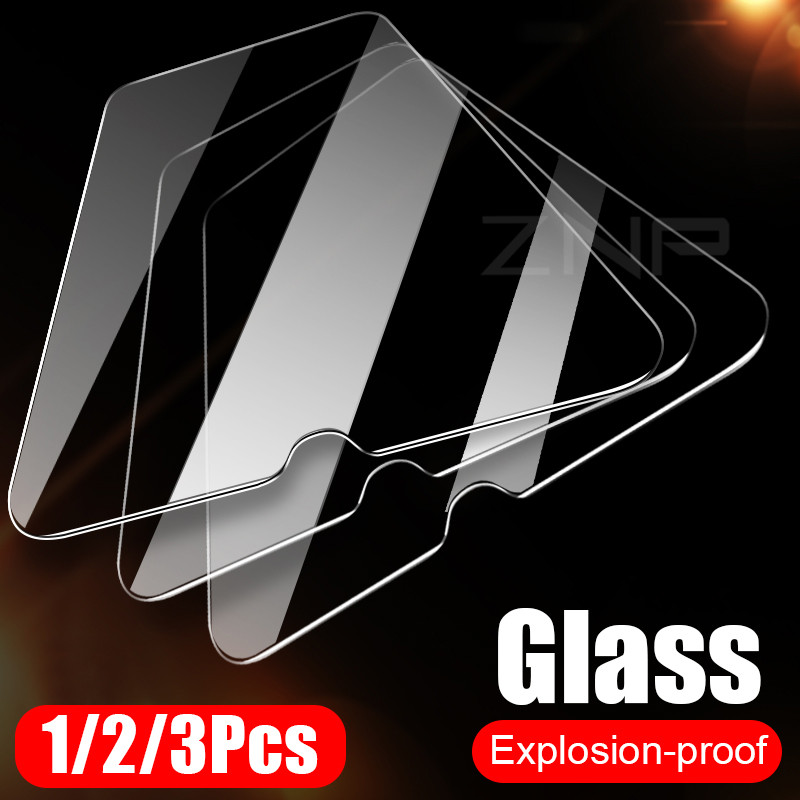 1-3Pcs Tempered Glass Screen Protector For Redmi Note 8 7 6 5 Pro 8A 8T Glass For Xiaomi Redmi 8 8A 7 7A Glass Full Cover Film(China)