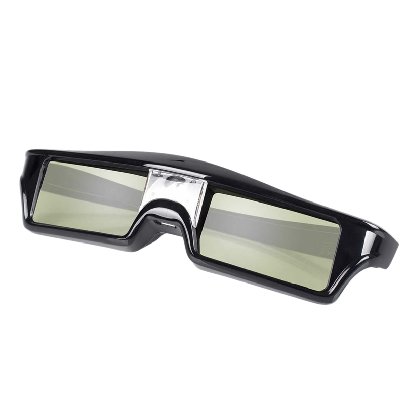 Rechargeable Active Shutter 3D Glasses for Optoma BenQ Acer Sony ALL DLP Projector