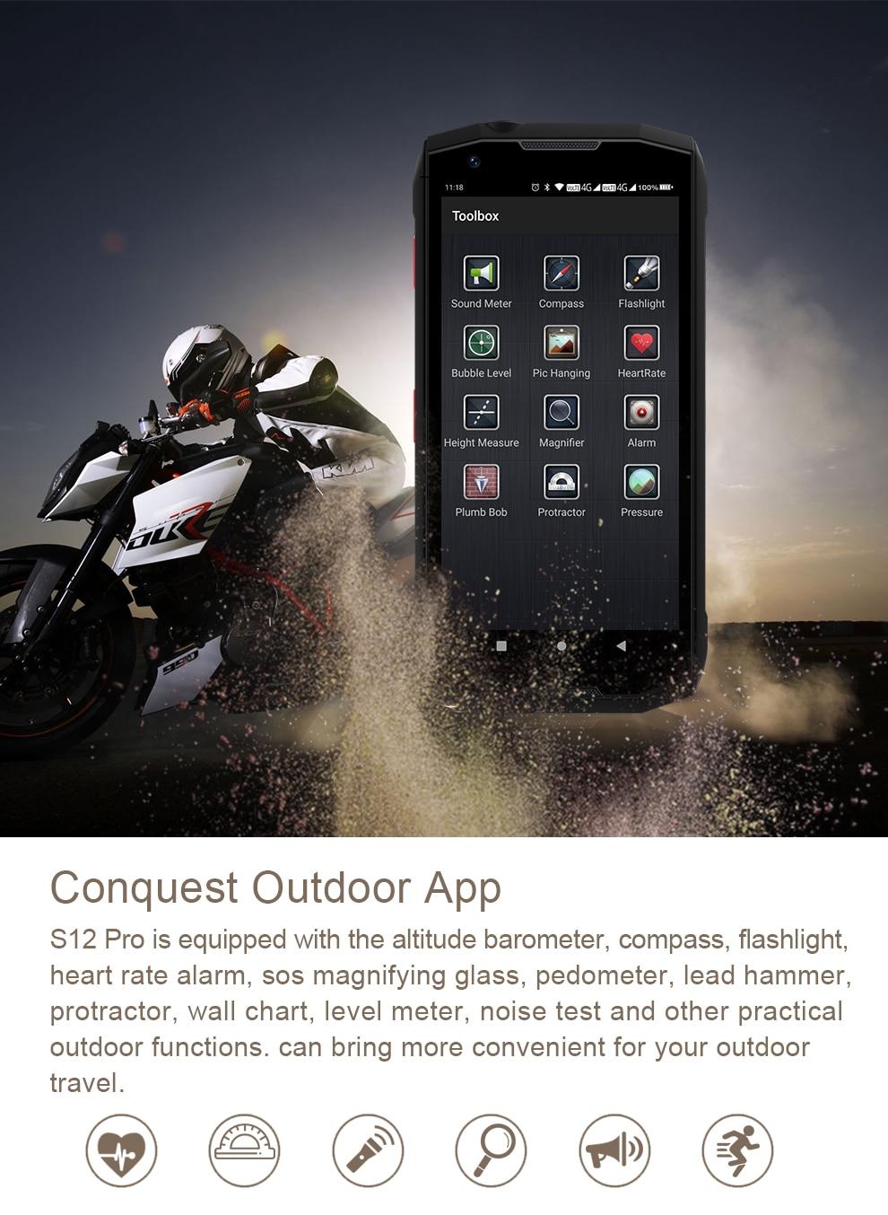 Conquest S12 Pro