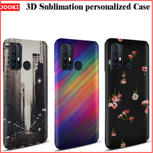 3D Sublimation DIY customized Case For vivo Z6 5G Print Matte Back Hard Plastic Case For vivo Z6 Flip Cover