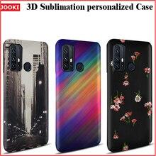 3D Sublimation bricolage personnalisé étui pour vivo Z6 5G impression mat dos dur en plastique étui pour vivo Z6 couvercle rabattable