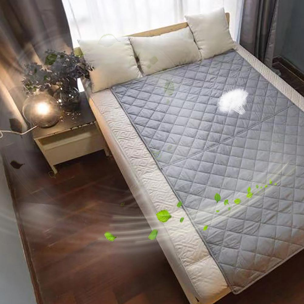 Polyester Adult Weighted Soft Blanket Quilt Sleep Helper For Anxiety Insomnia Stress Gravity Blankets Decompression Aid Pressure