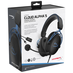 Image 5 - Kingston HyperX Cloud Alpha S E sports headset 7.1 surround sound Gaming Headset With a microphone  for PC